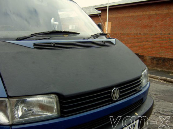 Bonnet Bra / Cover Black for VW Transporter T4 S.NOSE-2480