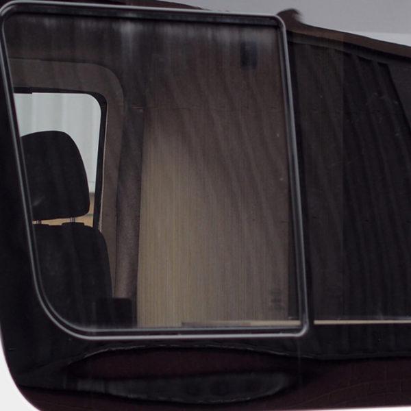 Side Sliding Window for Volkswagen Crafter - LWB - MWB-19785