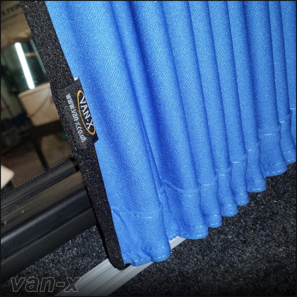 Side Window Premium-Line Curtain Kit for Renault Trafic-3154