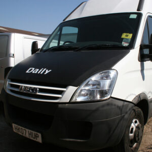 Bonnet Bra / Cover Daily Logo for IVECO Daily-0
