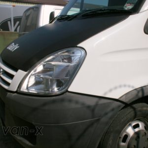 Bonnet Bra / Cover Daily Logo for IVECO Daily-3453