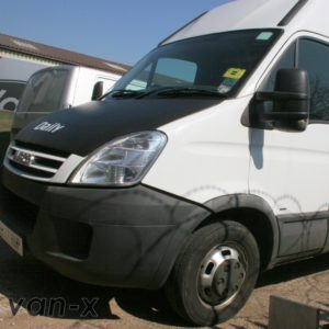 Bonnet Bra / Cover Daily Logo for IVECO Daily-3454