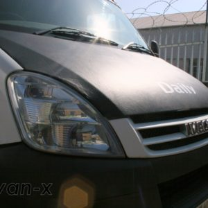 Bonnet Bra / Cover Daily Logo for IVECO Daily-3456