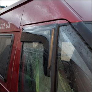 Wind Deflectors for Ford Transit MK6 / MK7-4727