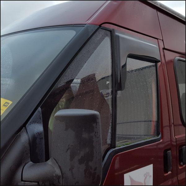 Wind Deflectors for Ford Transit MK6 / MK7-4731