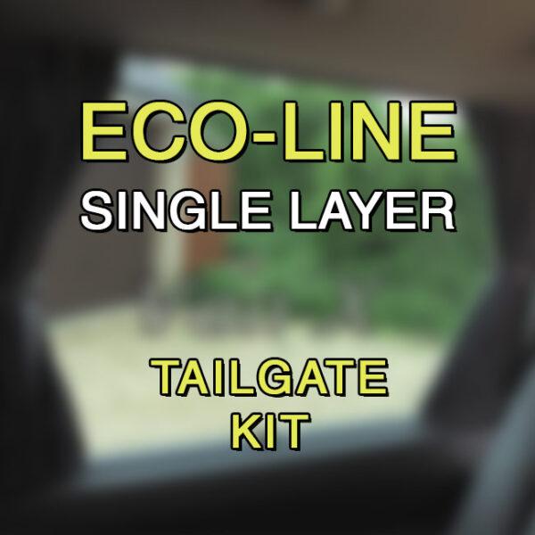 Tailgate Curtain Blind Kit for Mazda Bongo ECO-LINE-0