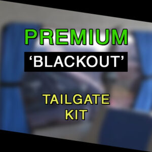 Tailgate Premium-Line Curtain Kit for Mazda Bongo-0