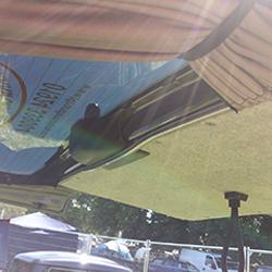 Tailgate Curtain Blind Kit for Mazda Bongo ECO-LINE-19863