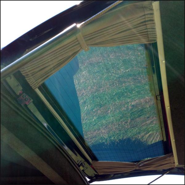 Tailgate Curtain Blind Kit for Mazda Bongo ECO-LINE-3932