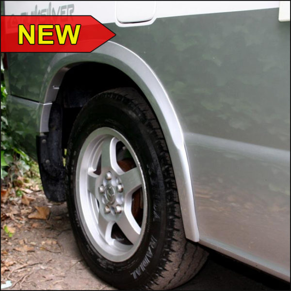 Wheel Arch Trims for Mazda Bongo / Ford Freda -4009