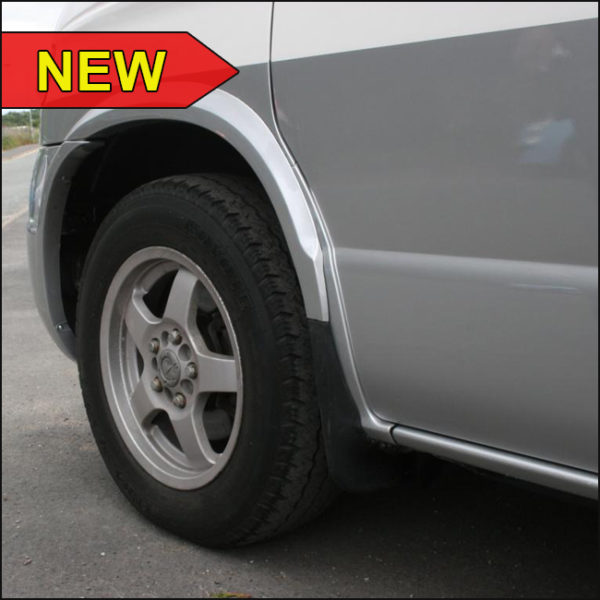 Wheel Arch Trims for Mazda Bongo / Ford Freda -4010