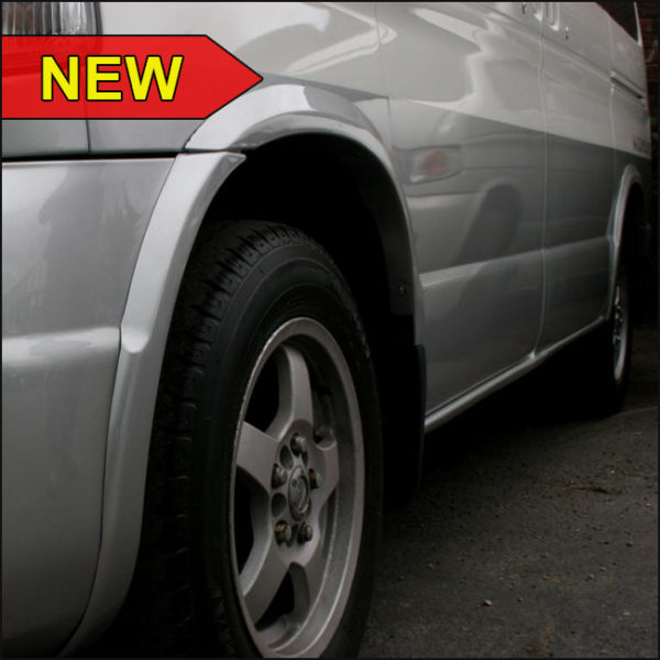 Wheel Arch Trims for Mazda Bongo / Ford Freda -4007