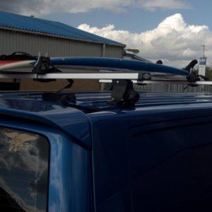 Surfboard Carrier / Holder for Cross Bars-19885
