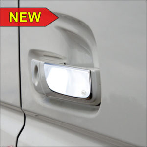 Stainless Steel Door Handle Trims for Volvo FH 2014+-4385