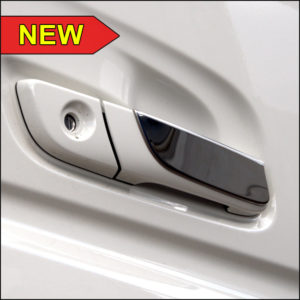 Stainless Steel Door Handle Trims for Volvo FH 2014+-4388