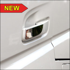 Stainless Steel Door Handle Trims for Volvo FH 2014+-4389