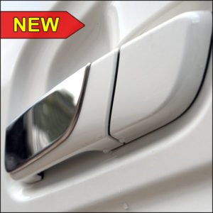 Stainless Steel Door Handle Trims for Volvo FH 2014+-4387