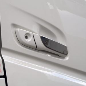 Stainless Steel Door Handle Trims for Volvo FH 2014+-19900