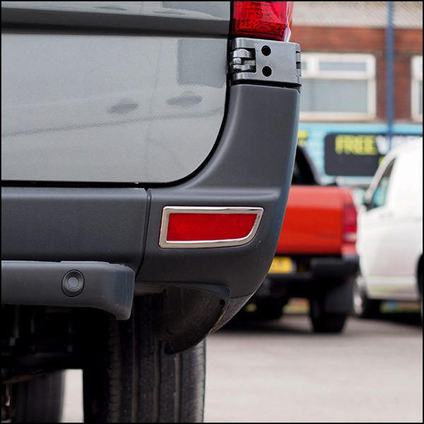 Rear Bumper Reflector Trims for VW Crafter-6304