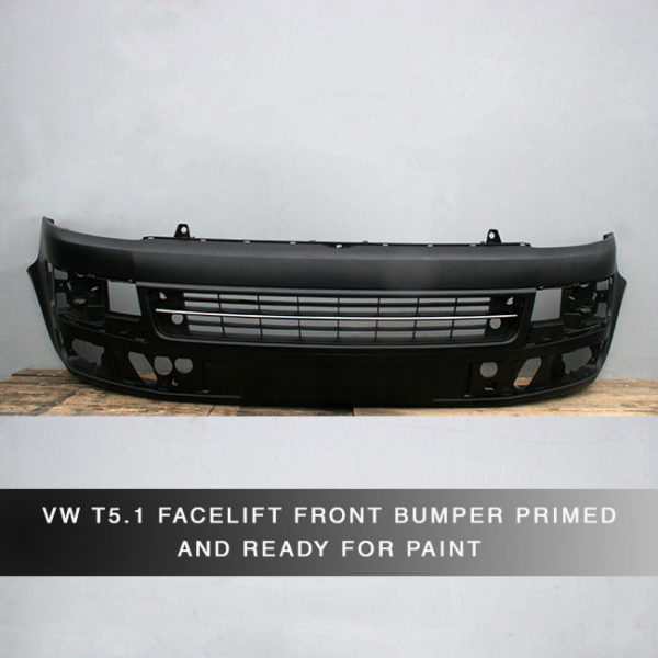 ABS Front Bumper for VW T5.1 Transporter-8755