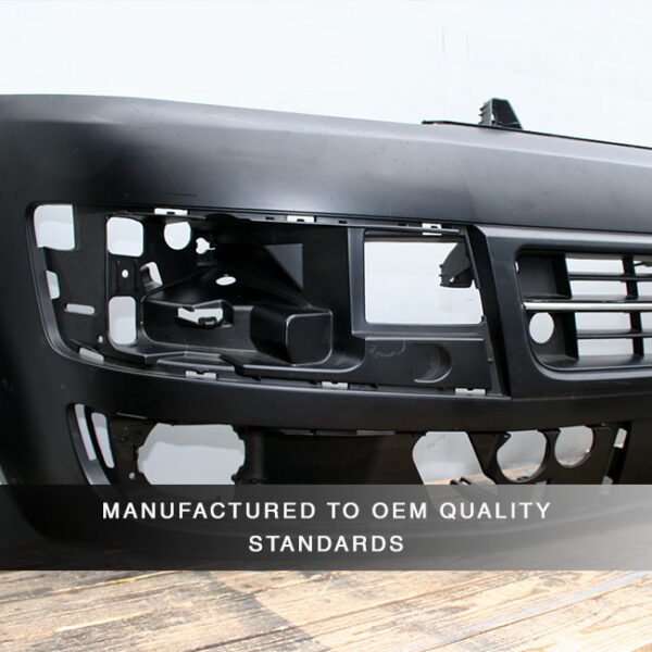 ABS Front Bumper for VW T5.1 Transporter-8741