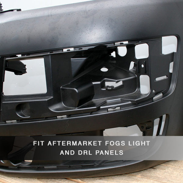 ABS Front Bumper for VW T5.1 Transporter-8740