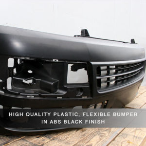 ABS Front Bumper for VW T5.1 Transporter-8737