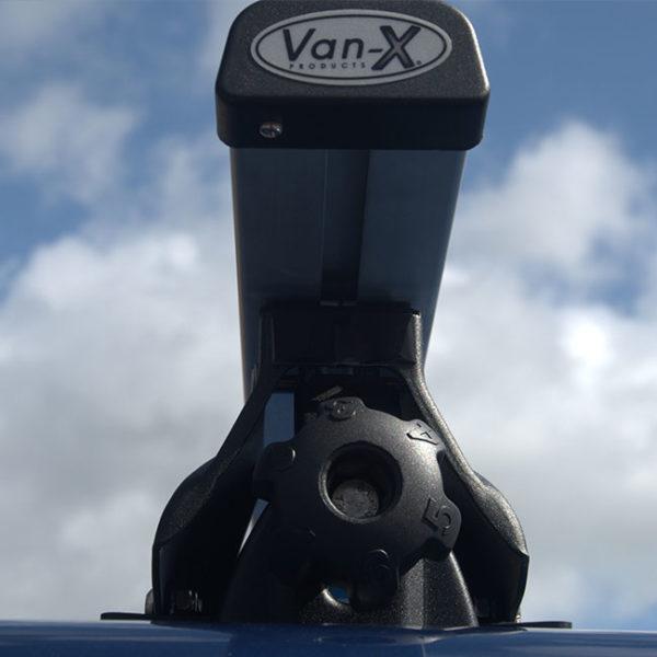Roof / Cross Bars Kit 145cm For VW T5 / T6 Transporters-8673