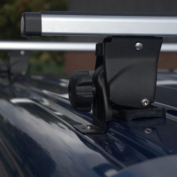 Roof / Cross Bars Kit 145cm For VW T5 / T6 Transporters-8671