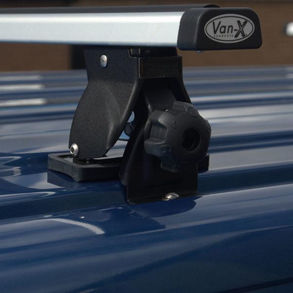 Roof / Cross Bars Kit 145cm For VW T5 / T6 Transporters-8672