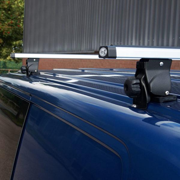 Roof / Cross Bars Kit 145cm For VW T5 / T6 Transporters-0