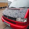 VW T4 Transporter Bonnet Bra Cover Camo HD Print