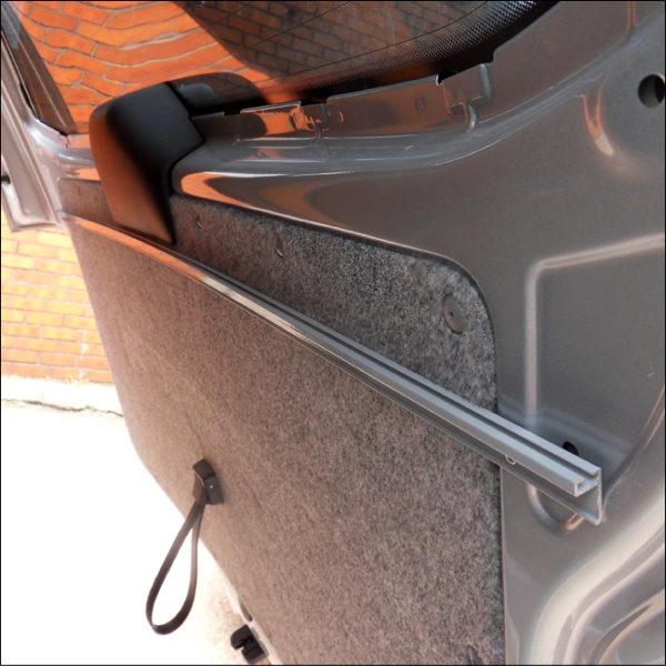Van-X L-Shaped (90 Degree) Curtain Rail-5234
