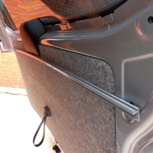 Van-X L-Shaped (90 Degree) Curtain Rail-0