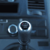 5 Gear Knob Cap / Cover for VW T5 Transporter-19955