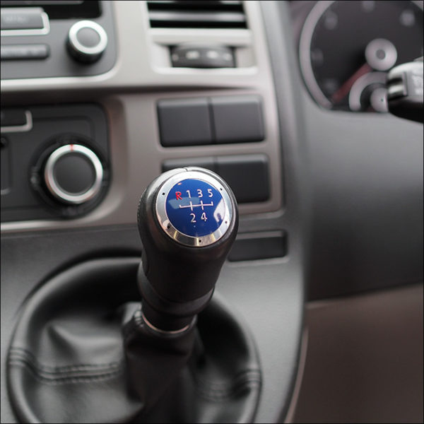 5 Gear Knob Cap / Cover for VW T5 Transporter-7018