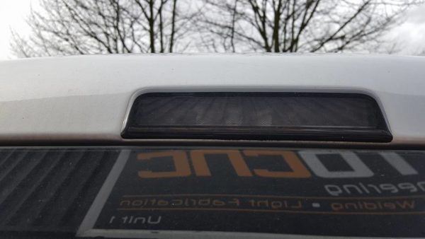 Barndoor 3rd Brake Light Smoked Lens for VW Caddy-6091