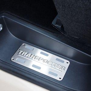 VW T5 Transporter Premium-Plus Full Steps With Inserts (3 Pcs) -19966