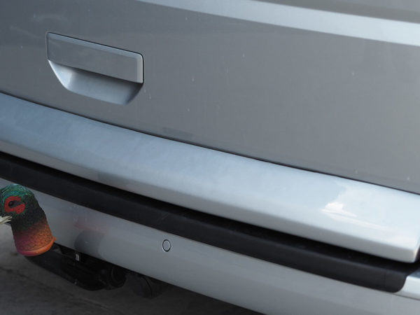 Tailgate Lower Edge Spoiler for VW T6 Transporter-9017