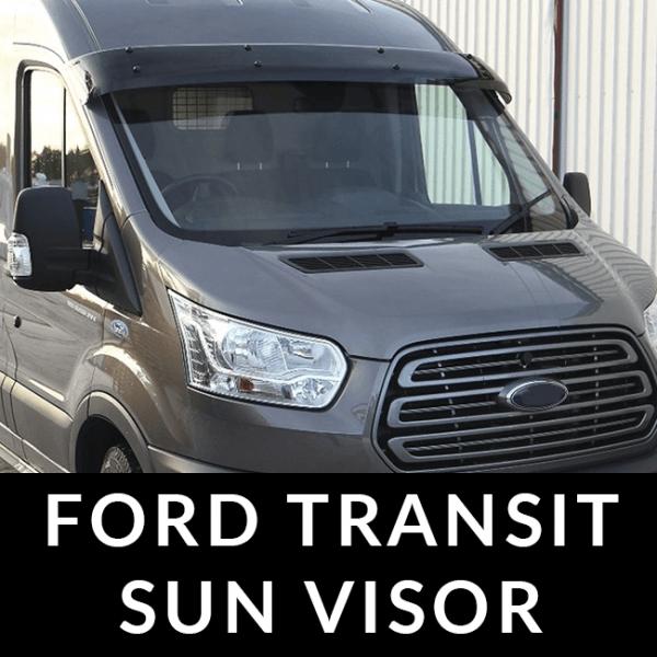 Sun Visor for Ford Transit NEW Shape MK8-0