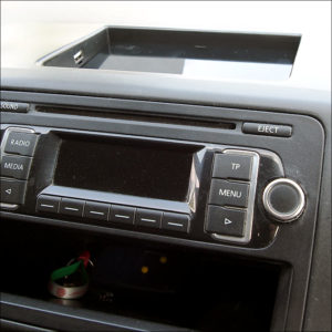 USB Dash Tray for T5.1 Transporter-6744
