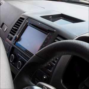 USB Dash Tray for T5.1 Transporter-6746