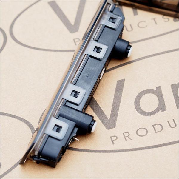 3rd Brake Light Lens for VW T5 Transporter Barndoor Only-6663