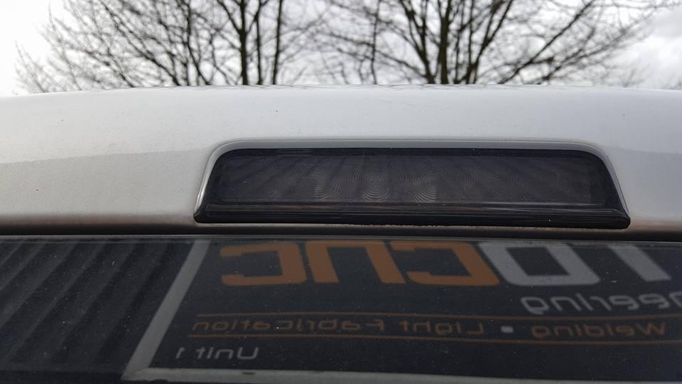 Van-X | Tailgate 3rd Brake Light Smoked Lens for VW Caddy