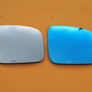 Heated Anti-Glare LED Mirror Lens for VW T5.1 Transporter (set of 2)-7223