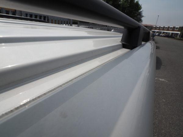 Roof Rails / Bars for VW T5 Transporter SWB BLACK-7299