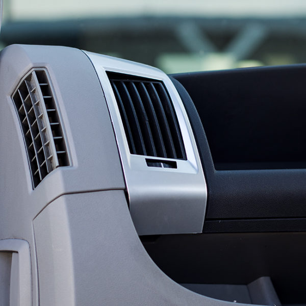 Dashboard Air Vent (SILVER) for Fiat Ducato, Peugeot Boxer & Citroen Relay-20040