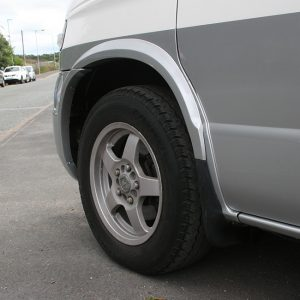 Rear Wheel Arch Trims Mazda Bongo / Ford Freda-0