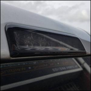 Tailgate 3rd Brake Light Smoked Lens for VW Caddy -7156