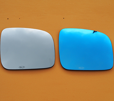 LED Wing Mirror Lens for VW T4 Non-Heated Anti-Glare -7248
